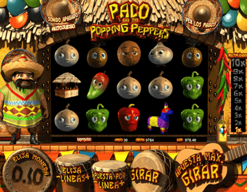 Paco and the popping peppers maquina tragaperras gratis