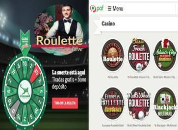 Reciba 20 euros por pérdidas en Casino Paf además de 35 giros gratis