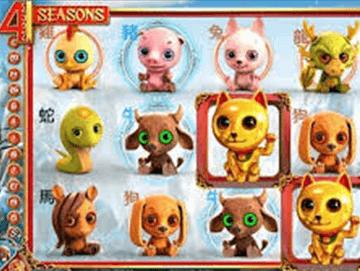 4 seasons tragamonedas