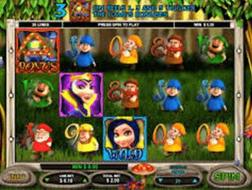 7 Lucky Dwarfs tragamonedas