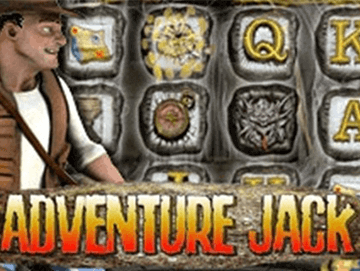 Adventure Jack tragamonedas