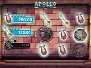 Apolo dios del sol tragamonedas