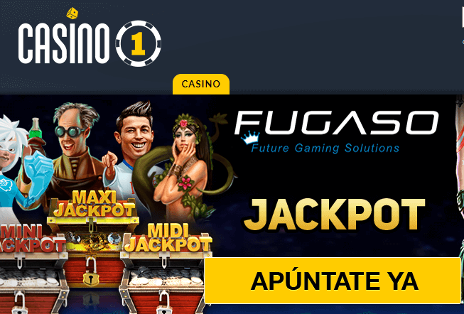 Bono giros gratis Casino 1
