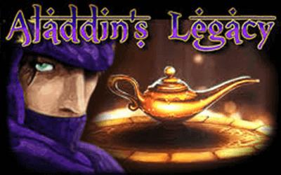 tragaperras Aladdin's Legacy