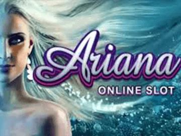 Ariana tragamonedas