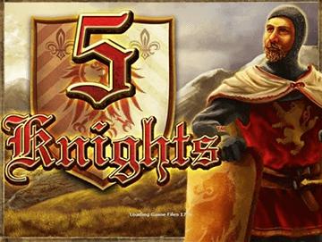 5 knights tragamonedas
