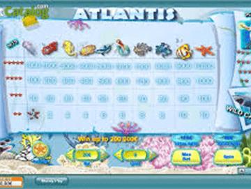 Atlantis tragamonedas