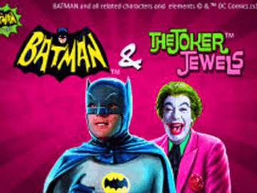 Batman and the joker jewels tragamonedas