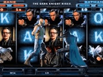 Dark Knight Rises tragamonedas