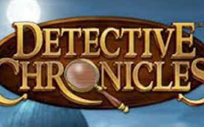 tragaperras Detective Chronicles