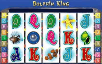 Dolphing King tragamonedas
