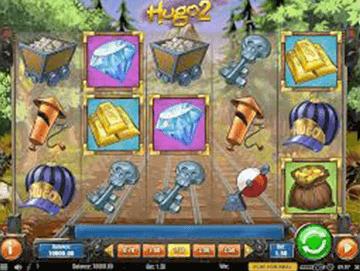 Hugo 2 tragamonedas