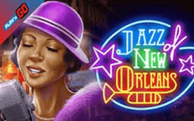 Jazz New Orleans tragamonedas