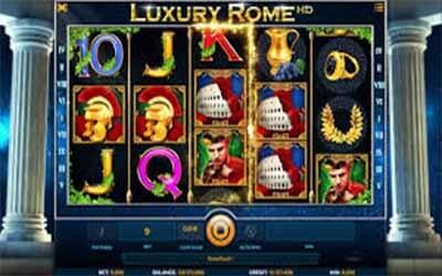 Luxury Rome tragamonedas