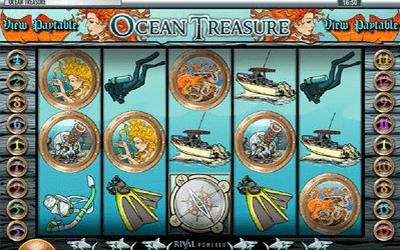 tragaperras Ocean´s Treasure