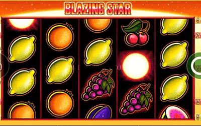 tragaperras Blazing Star