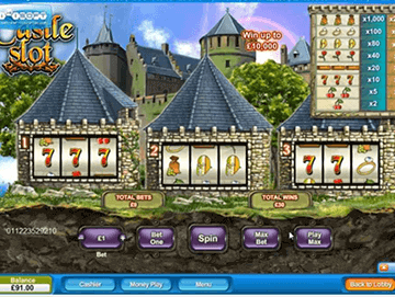 Castle Slot tragamonedas