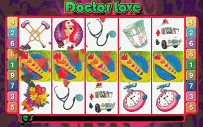 tragaperras Doctor Love