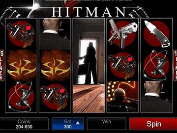 Hitman tragamonedas