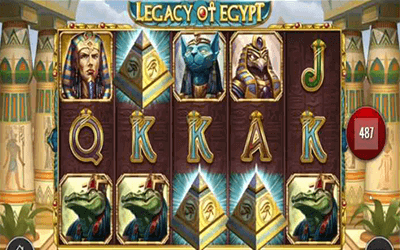 tragaperras Legacy of Egypt