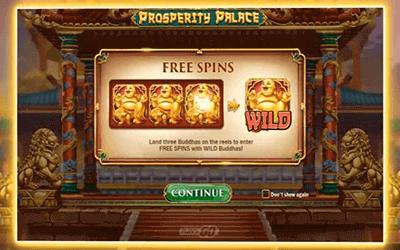 tragaperras Prosperity Palace