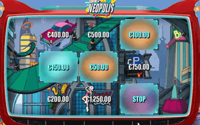tragaperras RF Neopolis