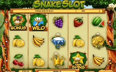 tragaperras Snake Slot