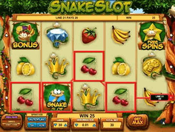Snake Slot tragamonedas