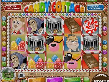 Candy Cottage tragamonedas