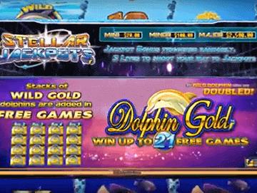 Dolphin Gold tragamonedas
