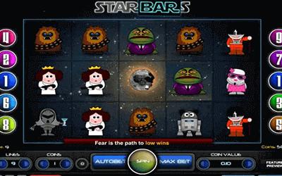 tragaperras Starbars
