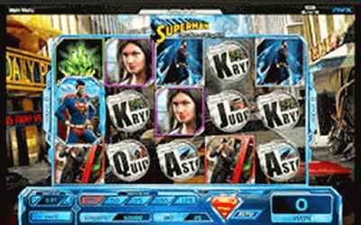 tragaperras Superman: El ultimo hijo de Criptón