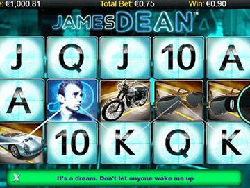 James Dean tragamonedas