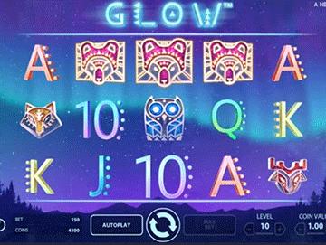 Glow tragamonedas