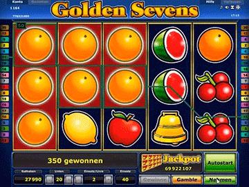 Golden Sevens tragamonedas