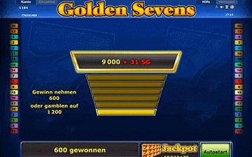 tragaperras Golden Sevens