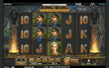 Slot King Kong Island of Skull Mountain