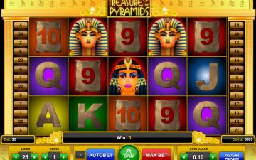 Slot Treasure of the Pyramids
