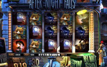 Slot After Night Falls