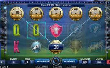 Tragaperras Football: Champions Cup