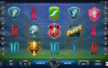 Slot Football: Champions Cup