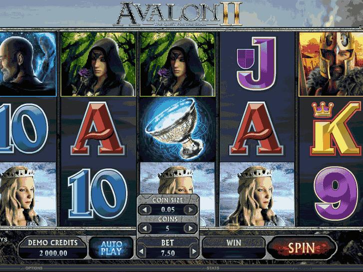Avalon II iframe
