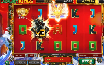 Slot Dragon Kings
