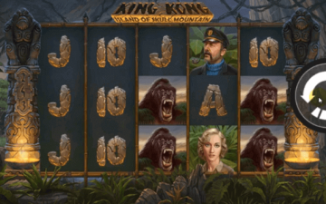 Slot King Kong Island of Skull Mountain