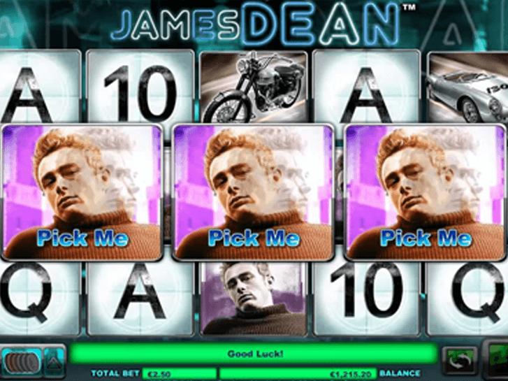 james dean iframe