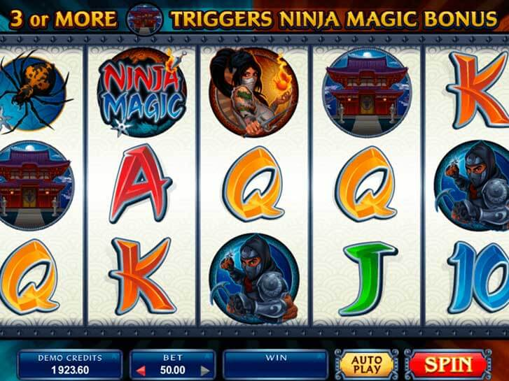 ninja magic iframe
