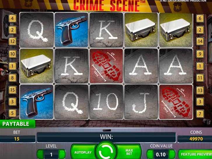 crime-scene iframe