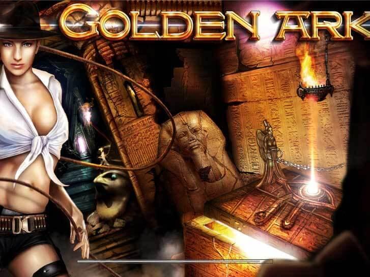 golden-ark iframe