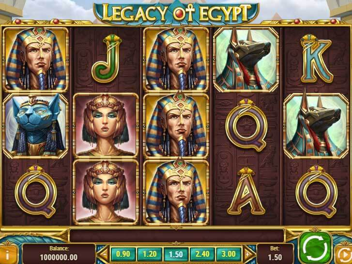 legacy of egypt iframe